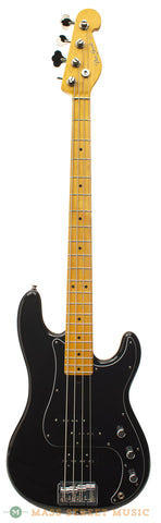 don grosh p4 bass in black