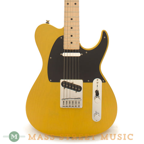 Don Grosh Electric Guitars - Retro Classic Hollow T Standard, Limited Edition - Butterscotch