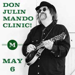 Don Julin Mando Workshop 5/6/14