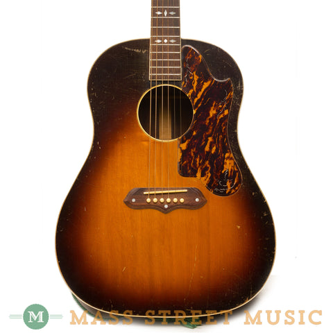 "Gibson - 1938 Ray Whitley ""Recording King"""