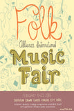 Folk alliance music fair 2015