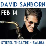 david sanborn ticket giveaway