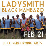 Ladysmith Black Mambazo ticket giveaway