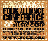 Folk Alliance Conference 2015