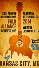 Folk Alliance Conference and Camp image