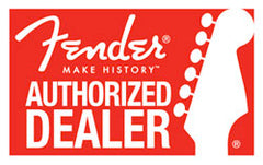 Fender dealer logo