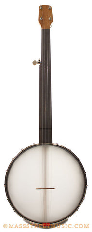 "Chuck Lee Banjos - Fretless 12"" Open-Back"