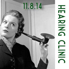 Musicians Hearing Clinic with free testing
