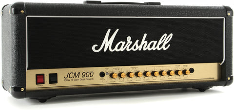marshall jcm 900 4100 amp head