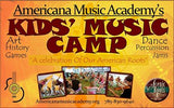 Americana Music Academy's Summer Camp
