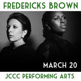 Fredericks Brown ticket giveaway