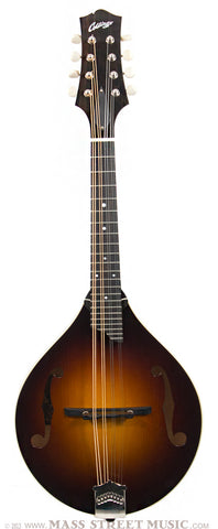 Collings MTGT A Style Mando burst finish