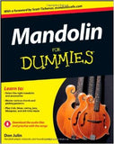 Mandolin for Dummies book
