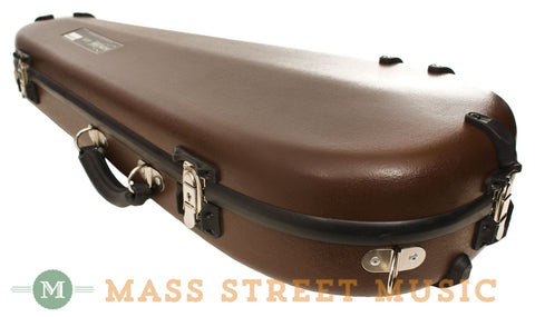 Calton Brown Mandolin Case