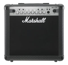 marshall mg15cfx 15 watt amp with effects
