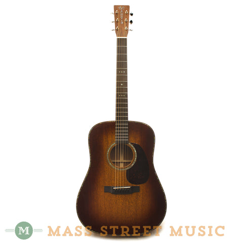 Martin Acoustic Guitars - D-14 F Mahogany Custom Shop