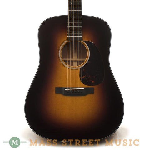 Martin Acoustic Guitars - D-18 - Sunburst