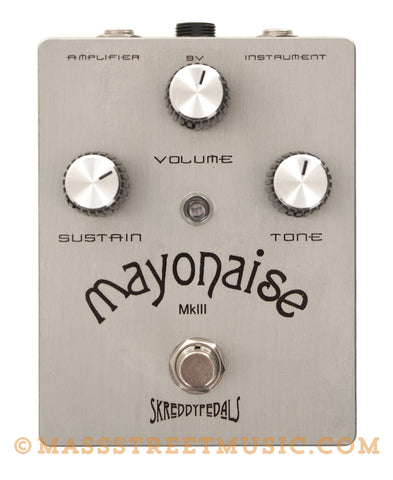 Skreddy Effect Pedals - Mayonaise MkIII