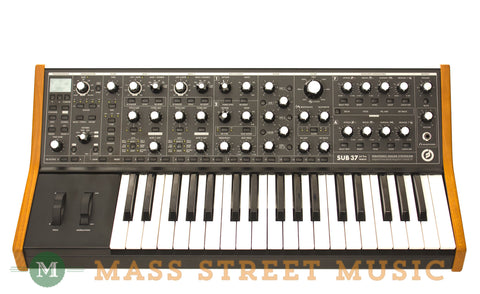 Moog Sub 37 Tribute Edition Synthesizer