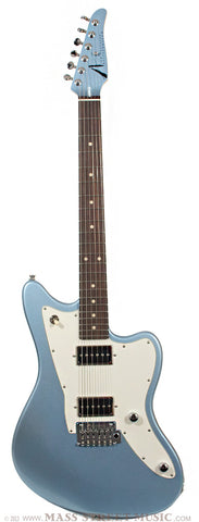 Anderson Raven electric guitar blue