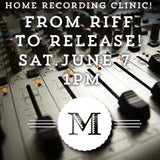 Recording Free Clinic June 7 2014