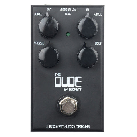 Rockett Pedals - The Dude Overdrive