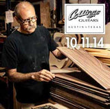 Collings Guitars Master Luthier Bruce Van Wart