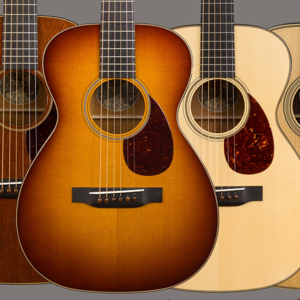 Collings Small-Body Guitars