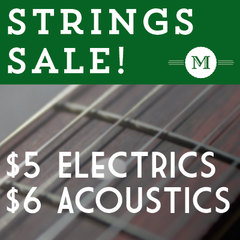 Mass Street String Sale