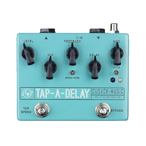 Cusack Effects - Tap-A-Delay