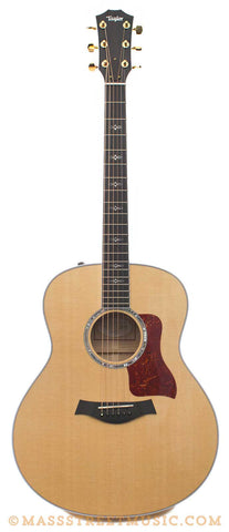 Taylor 618e acoustic guitar with electronics at Mass Street Music