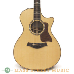 Taylor 812ce Brazilian Rosewood guitar Front