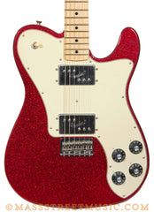 Fender used Telecaster red sparkle