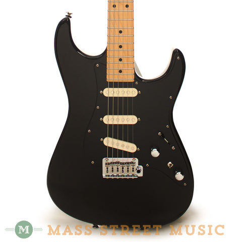 Tom Anderson Electric Guitars - Classic S Shorty - Black