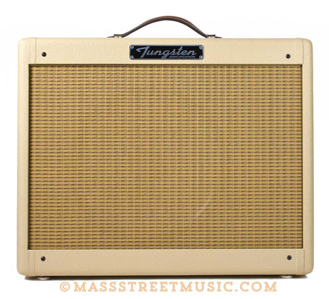Tungsten Crema Wheat Combo Guitar Amplifier