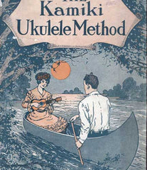 Old time Ukulele method book cover