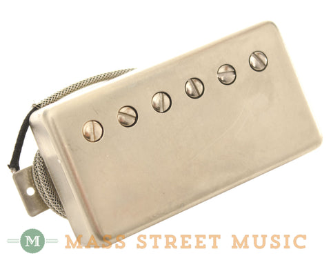 Wolfetone Legends Neck - Raw Nickel Cover - Braid