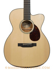 Collings Acoustic Guitars - OM1A Cutaway