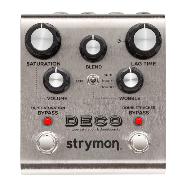 Strymon Effect Pedals - Deco