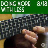 Gypsy Jazz Clinic: Doing More with Less