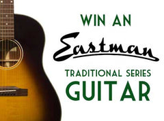 Win an Eastman Guitar graphic