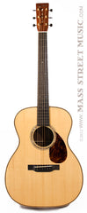 Leo Posch OM-RW acoustic guitar made in Kansas