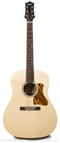 Collings CJ acoustic German top natural finish full guitar