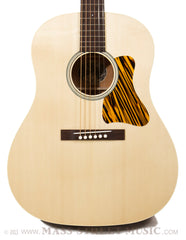 Collings CJ acoustic German top natural finish guitar