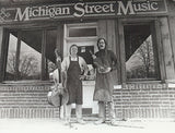 1970s Michigan Street Music - early Mass Street Music