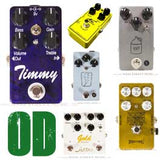 Overdrive Pedal graphic