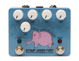 Stomp Under Foot - Pink Hellephant