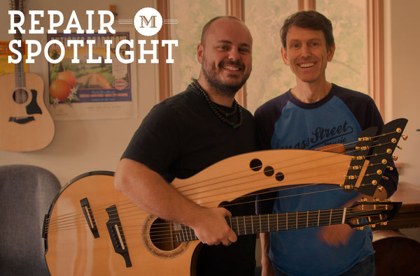 Repair Spotlight: Andy McKee and Mike Horan