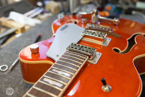 Repair Spotlight: Pickups