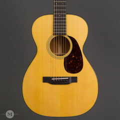 Martin Acoustic Guitars - 0-18 - Front